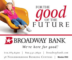 Broadway Bank Advertisement