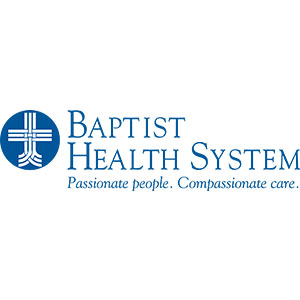 Baptist Health Systems logo