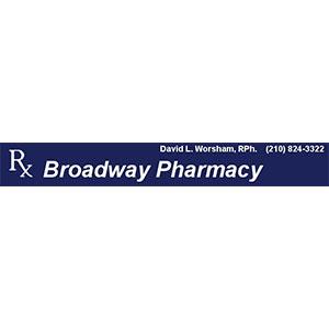 Broadway Pharmacy logo