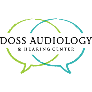 Doss Audiology logo