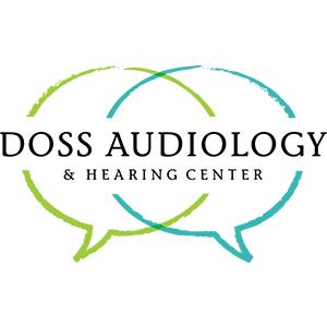 Doss Audiology logo