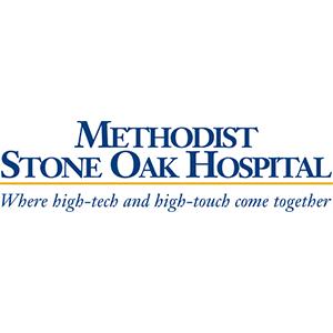 Methodist Stone Oak Hospital logo